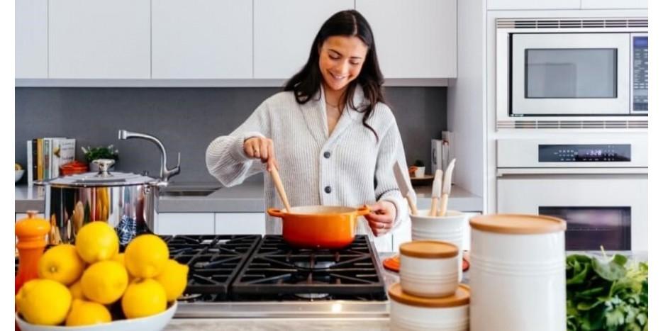 6 naujųjų metų pažadai Jums ir Jūsų virtuvei