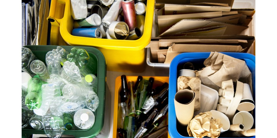 Kaip rūšiuoti atliekas namuose?