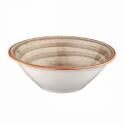 Rudas porcelianis dubenėlis Bonna AURA TERRAIN, 20 cm