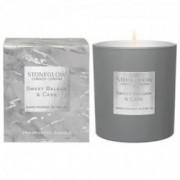 Parfumuota žvakė Stoneglow SWEET BALSAM & CADE *