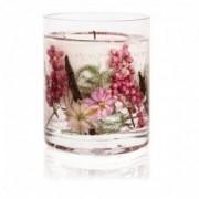 Žvakė Stoneglow PINK PEPPER FLOWERS *