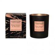 Parfumuota žvakė Stoneglow DARK AMBER & VETIVER *
