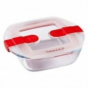 Indas su dangčiu Pyrex COOK & HEAT, 2200 ml