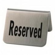 "Stalo stovelis ""Reserved"" Aps *"