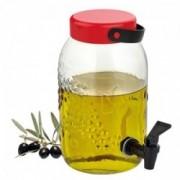 Plastikinis indas šaltiems gėrimams su dozatoriumi Renga MACRO, 5 l