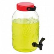 Plastikinis indas šaltiems gėrimams su dozatoriumi Renga MACRO, 3 l