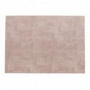 Dirbtinės odos smėlinis stalo padėkliukas Asa MELI-MELO, 33x46 cm