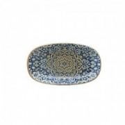Porcelianinė ovali lėkštė Bonna ALHAMBRA, 29x17 cm
