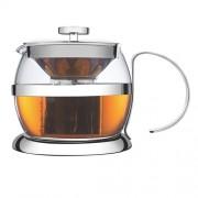 Stiklinis arbatinukas Tramontina BULE PARA CHAI, 900 ml