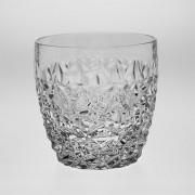 Žema krištolinė stiklinė Bohemia NICOLETTE, 350 ml