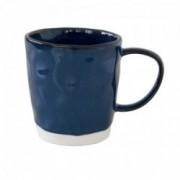 Porcelianinis mėlynas puodelis Easy Life INTERIORS, 350 ml
