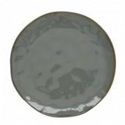 Porcelianinė pilka lėkštė Easy Life INTERIORS, 26 cm