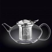 Skaidrus termo arbatinukas Wilmax, 1,55l
