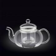 Skaidrus termo arbatinukas Wilmax, 1,2 l