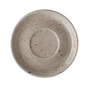 Smėlio spalvos lėkštutė po puodeliu Lilien Austria LIFESTYLE, 15 cm