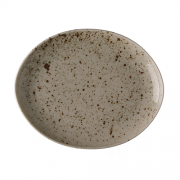 Smėlio spalvos ovali lėkštė Lilien Austria LIFESTYLE, 20 cm
