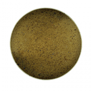 Ruda porcelianinė lėkštė picai G. BENEDIKT COUNTRY, 34 cm