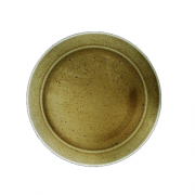 Ruda porcelianinė lėkštė G. BENEDIKT COUNTRY, 31 cm