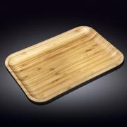 Bambukinis serviravimo indas Wilmax, 40,5x30,5 cm