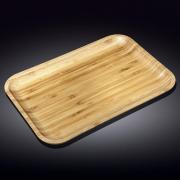 Bambukinis serviravimo indas Wilmax,  45,5x35,5 cm
