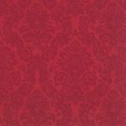Raudonos servetėlės Ihr PALAIS, 33x33 cm