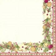 Kalėdinės servetėlės Ihr WINTER BAKERY DELIGHT, 33x33 cm