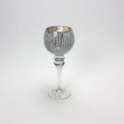 Aukšta stiklinė žvakidė Werner Voss ALICE, 30 cm