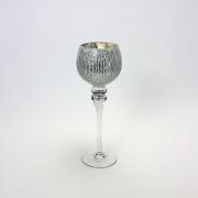 Aukšta stiklinė žvakidė Werner Voss ALICE, 35 cm