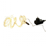LED girlianda Werner Voss, 360 lempučių