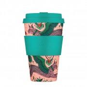Kelioninis puodelis Ecoffe Lynx, 415 ml