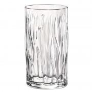 Aukšta stiklinė Bormioli WIND, 480 ml