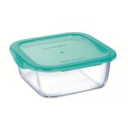 Kvadratinis maisto laikymo indas Luminarc  KEEP'N BOX, 0,72 L