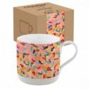 Margas porcelianinis puodelis Easy Life CAMOUFLAGE, 375 ml