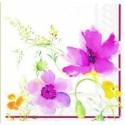 Popierinės servetėlės Ihr FLOWERS, 33x33 cm