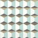Popierinės servetėlės Ihr ARISTOCRAT MINT, 33x33 cm