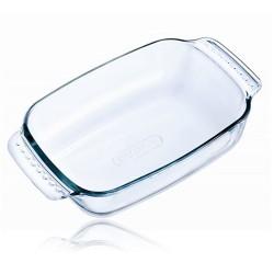 Stačiakampė stiklinė kepimo forma Pyrex CLASSIC, 22x13 cm