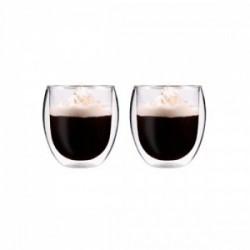 Stiklinių su dviguba sienele rinkinys Amber Chef 175 ml, 2 vnt.