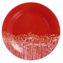 Lėkštė Luminarc FLOWERFIELD RED, 25 cm