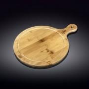 Bambukinis serviravimo padėklas, 21,5x15 cm