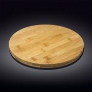 Bambukinis serviravimo padėklas, 30,5x4 cm
