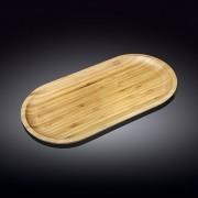 Bambukinis serviravimo padėklas, 25,5x12,5 cm