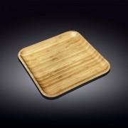 Bambukinis serviravimo padėklas, 28 cm